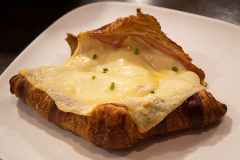 Croissant ham/kaas