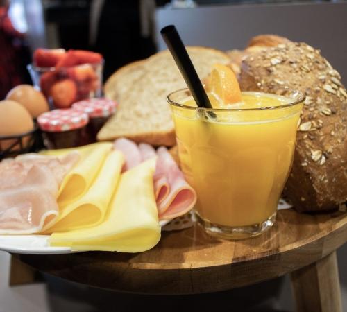 Ontbijt - Bij Ellen